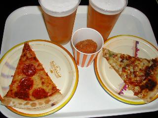 USJ3ピザ