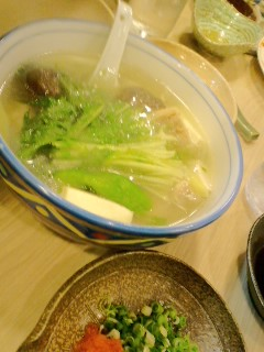ぼちぼちスープ