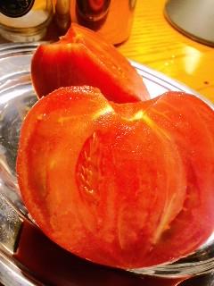 トマト中身