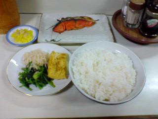 丸徳食堂定食