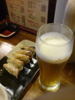 麺乃家2餃子