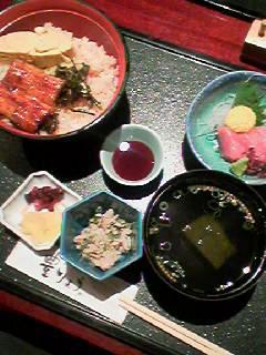 豊りょう丼定食