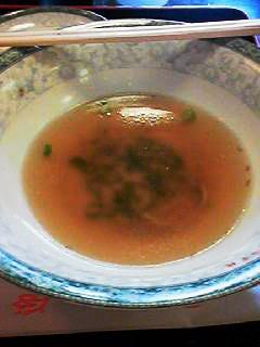 福星楼スープ