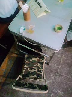 ひよこ椅子