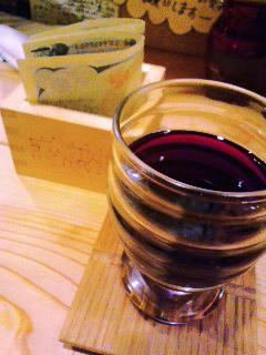 バカンス食堂ワイン