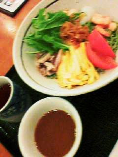 聘珍茶寮冷麺