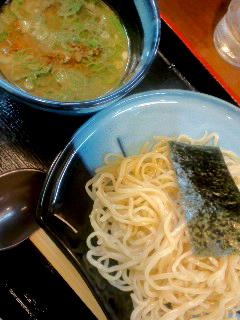 徳次郎つけ麺