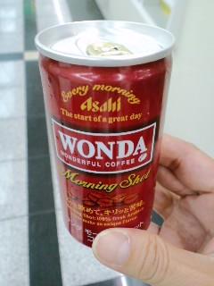 大名酒蔵缶コーヒー