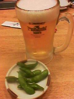 大阪王将ビール