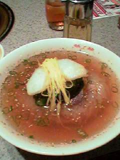 食道園冷麺