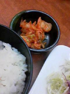 レストラン タカラキムチ