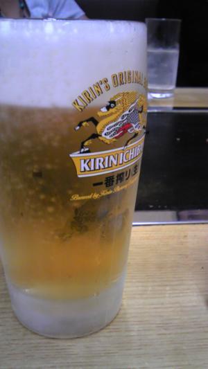 おかる3.ビール