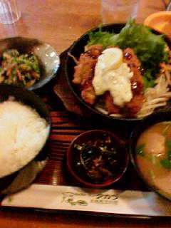 タカラ2定食