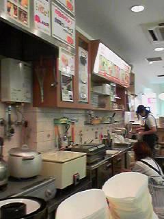 TK COFFEE店内