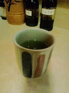 ほろほろ亭お茶