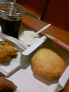 KFCセット