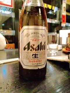 ひげビール