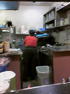 なか卯厨房