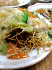 松屋フライ麺