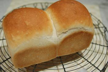 白神酵母の山型食パン