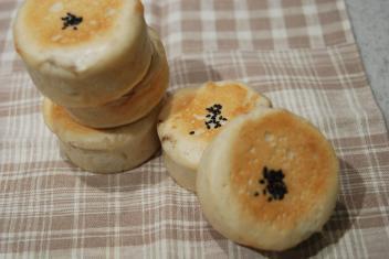 干し焼き芋マフィン