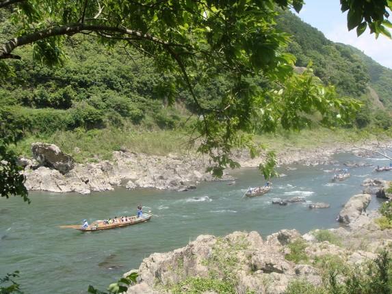 球磨川散歩2