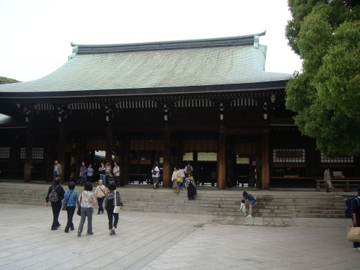 上京明治神宮