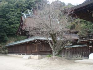 20090207吉備津彦神社