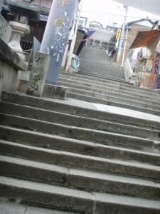 20081218金比羅さん2
