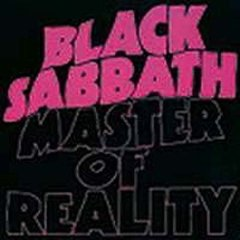 black sabbath master of realety