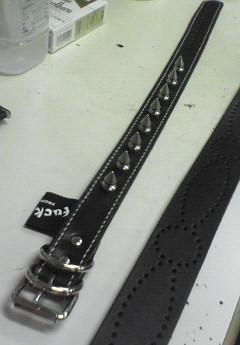 oreder dog neck belt spike 1