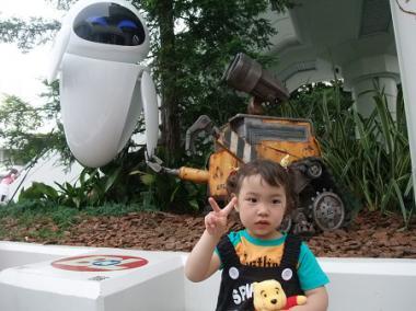 WALL-E+EVE