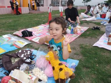 保育園夏祭り2