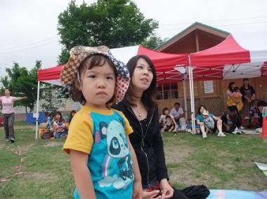 保育園夏祭り4