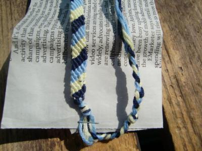 上手に編み編み