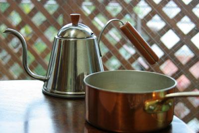 ポット&銅鍋