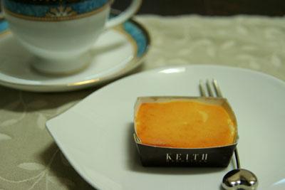 キースマンハッタンチーズケーキ