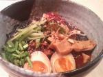 ブラック坦々涼麺@麺喰屋澤