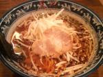 醤油麺@麺屋黒船西田辺駅前店