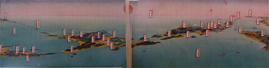 鳥瞰日本全図-1