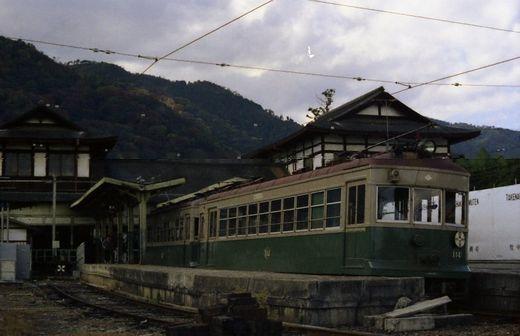 19731111京福嵐山線737-1