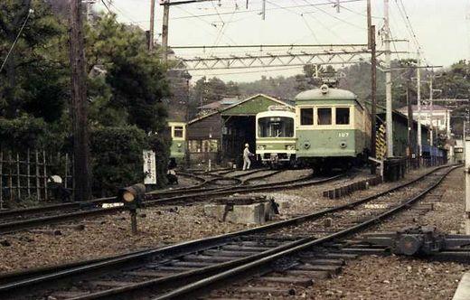 19791130鶴見線・江ノ電160-19