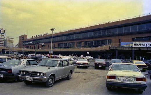 1980年北海道旅行100-1