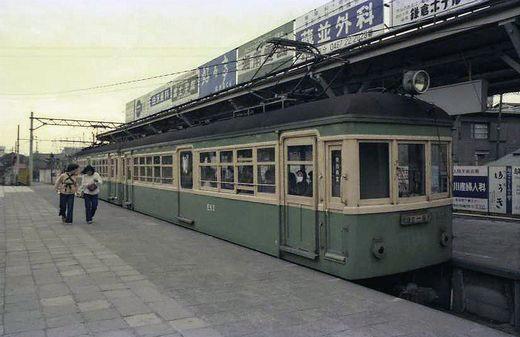 19791130鶴見線・江ノ電163-22-2