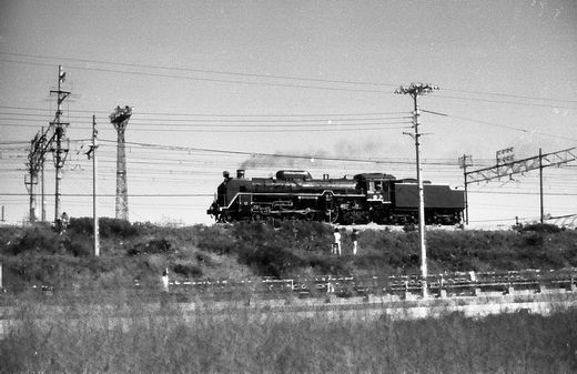 1974年5月2日SL白鷺号449-1