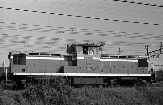 1974年5月12日和歌山駅445-1
