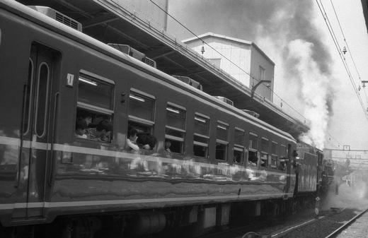 1974年5月2日SL白鷺号455-1