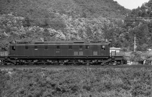 1974年5月12日和歌山駅422-1