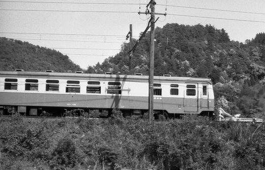 1974年5月12日和歌山駅427-1