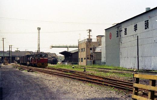 1973-5-13臨港貨物線154-1